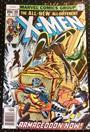 """Uncanny X-Men #108 Dec. 1977 """"Armageddon Now!"""" 35c Marvel 1st Byrne Art Begins"""